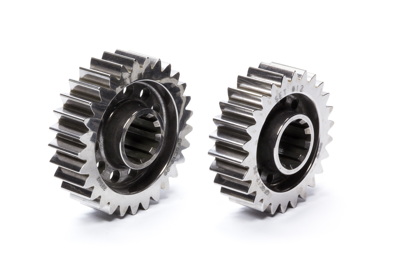 Diversified Machine Friction Fighter Quick Change Gears 12