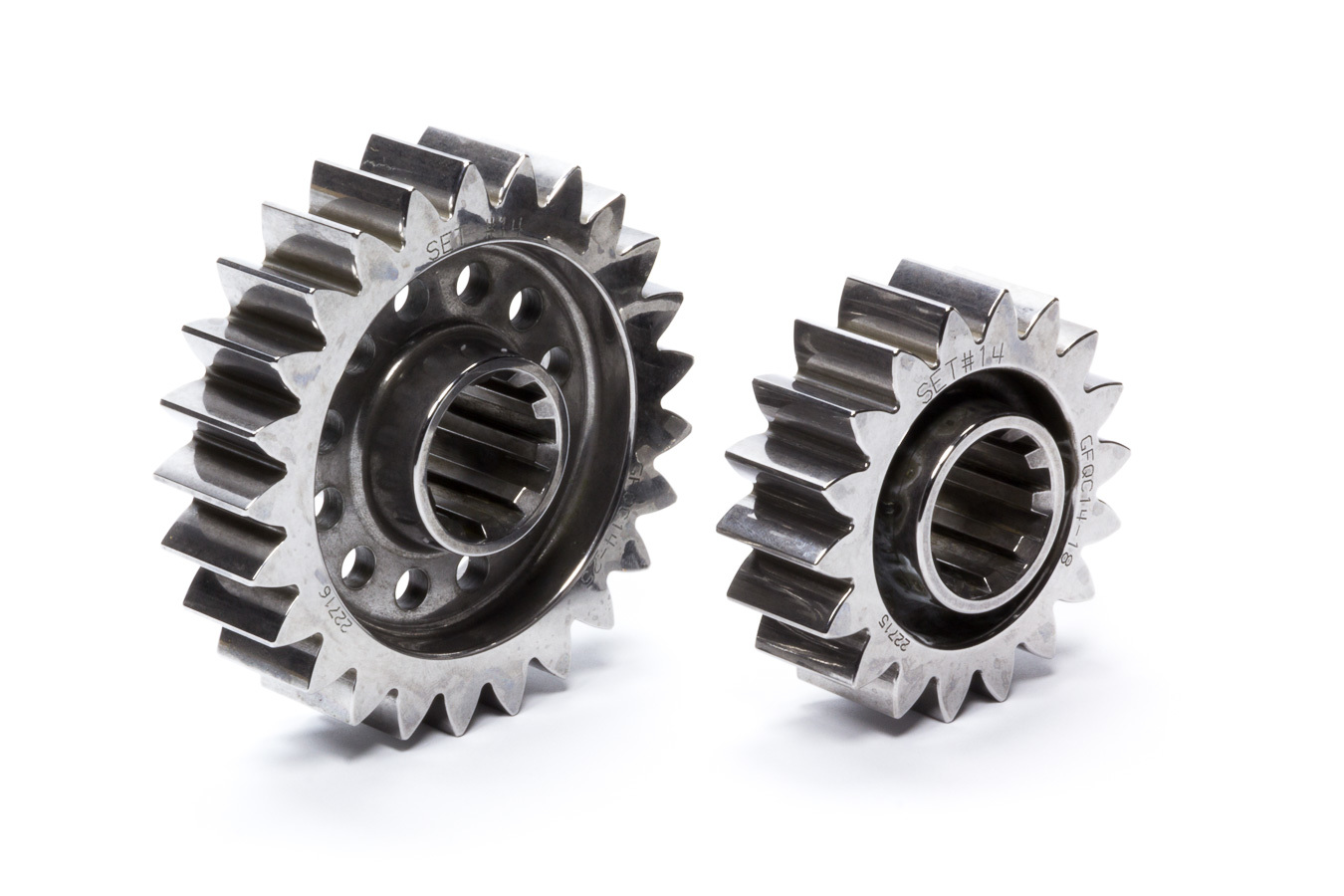 Diversified Machine Friction Fighter Quick Change Gears 14