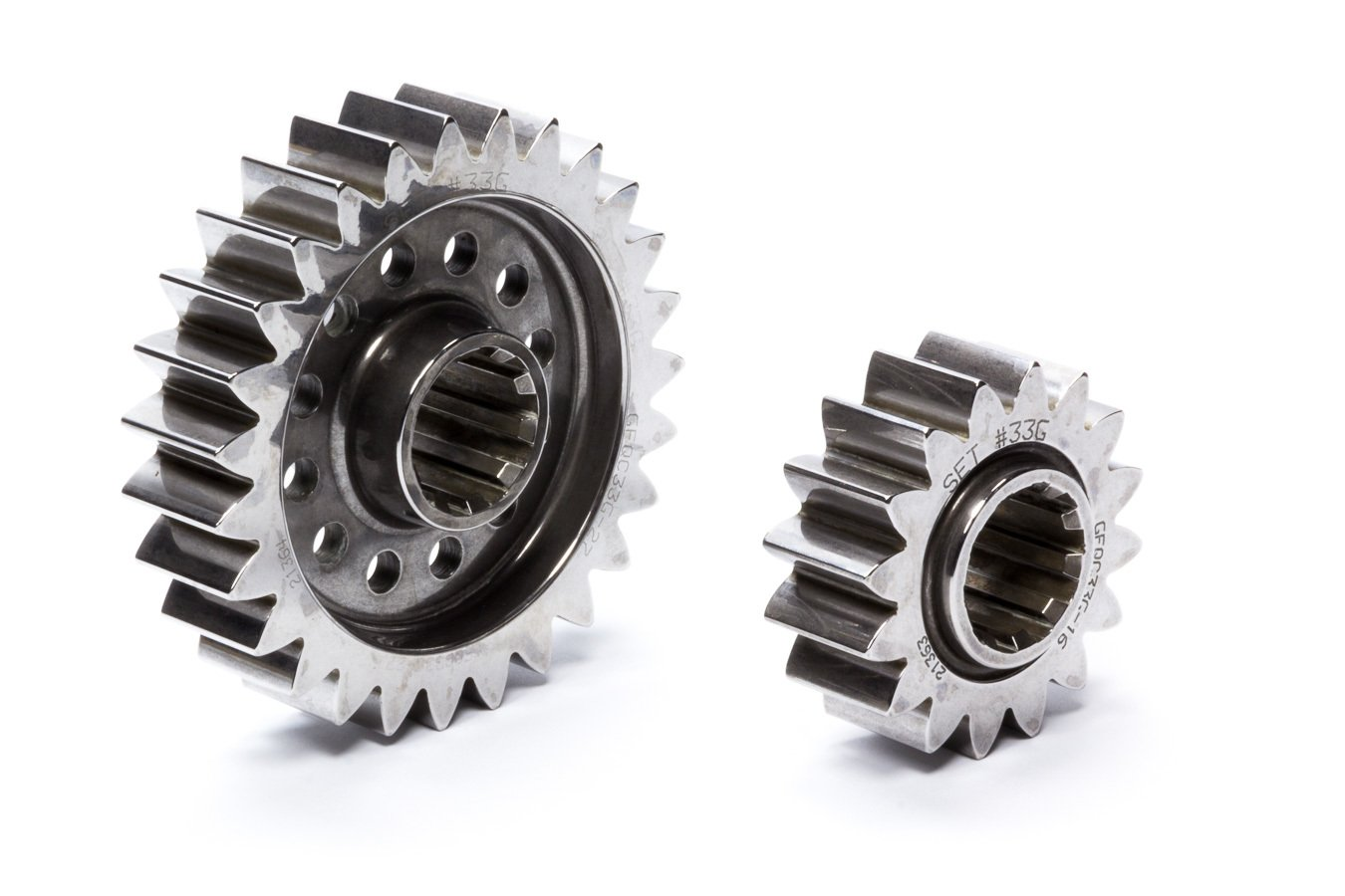 Diversified Machine Friction Fighter Quick Change Gears 33G