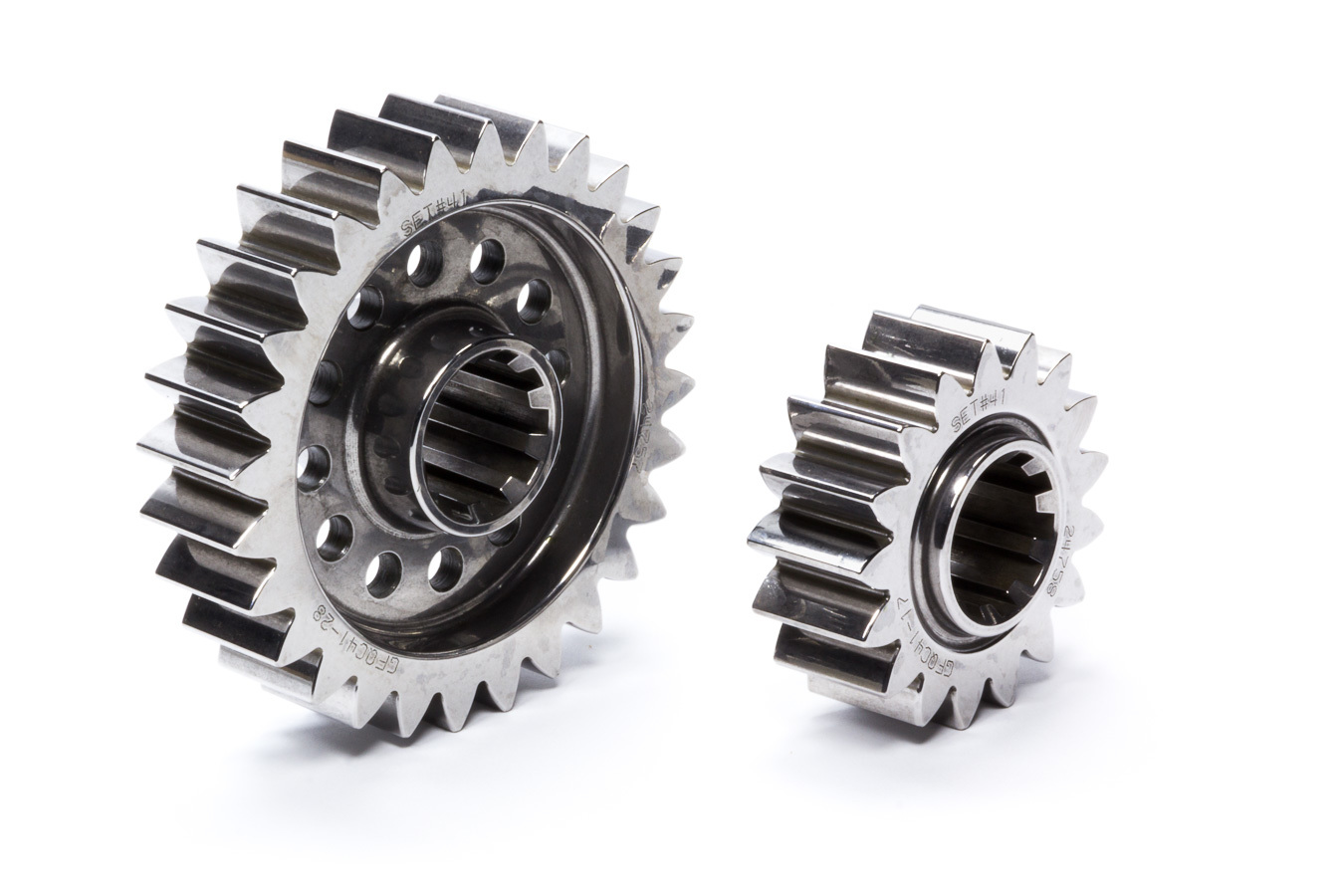 Diversified Machine Friction Fighter Quick Change Gears 41