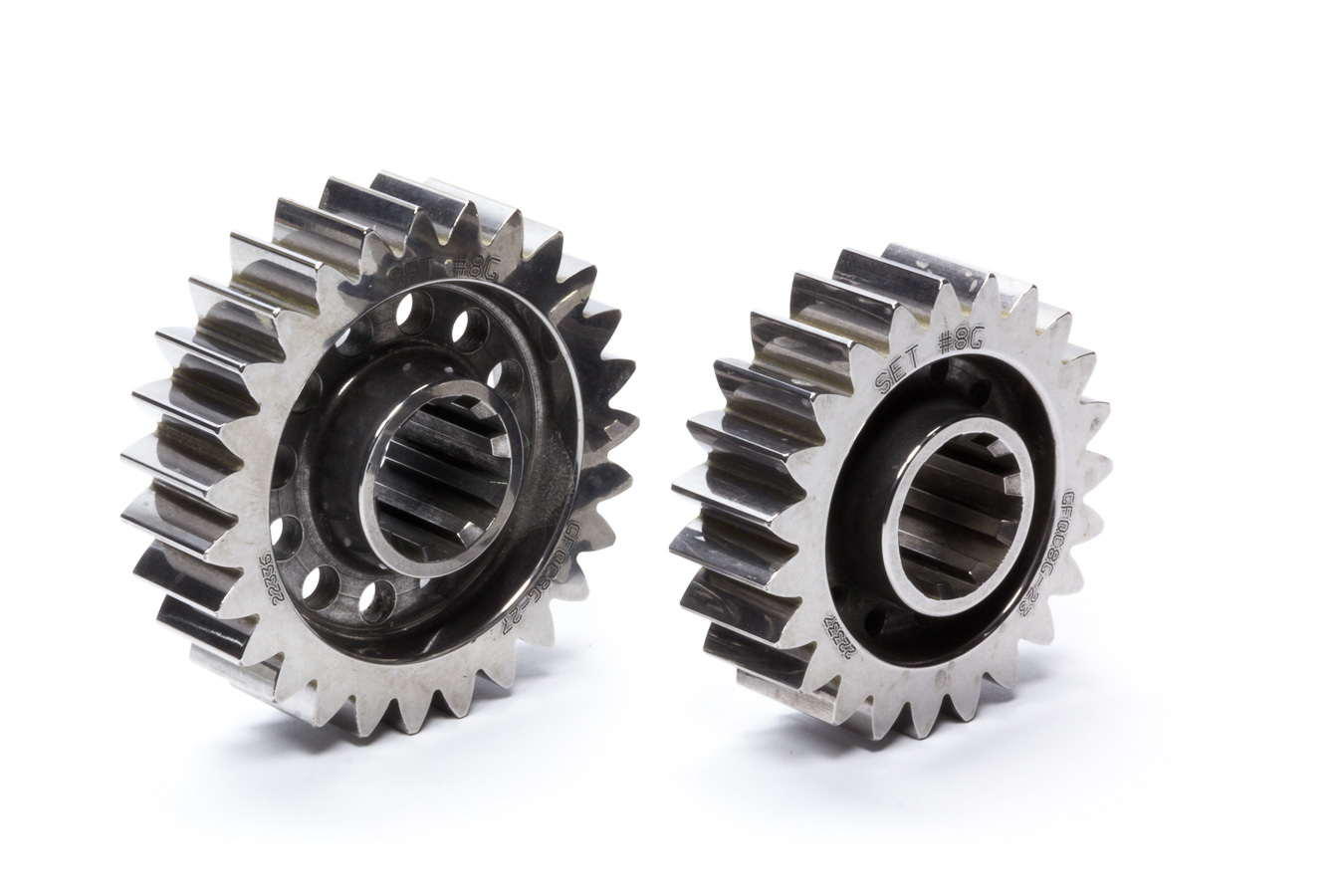 Diversified Machine Friction Fighter Quick Change Gears 8G