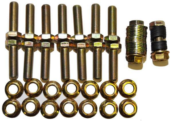 Diversified Machine Bolt Kit for 8-Rib Bell To Tube