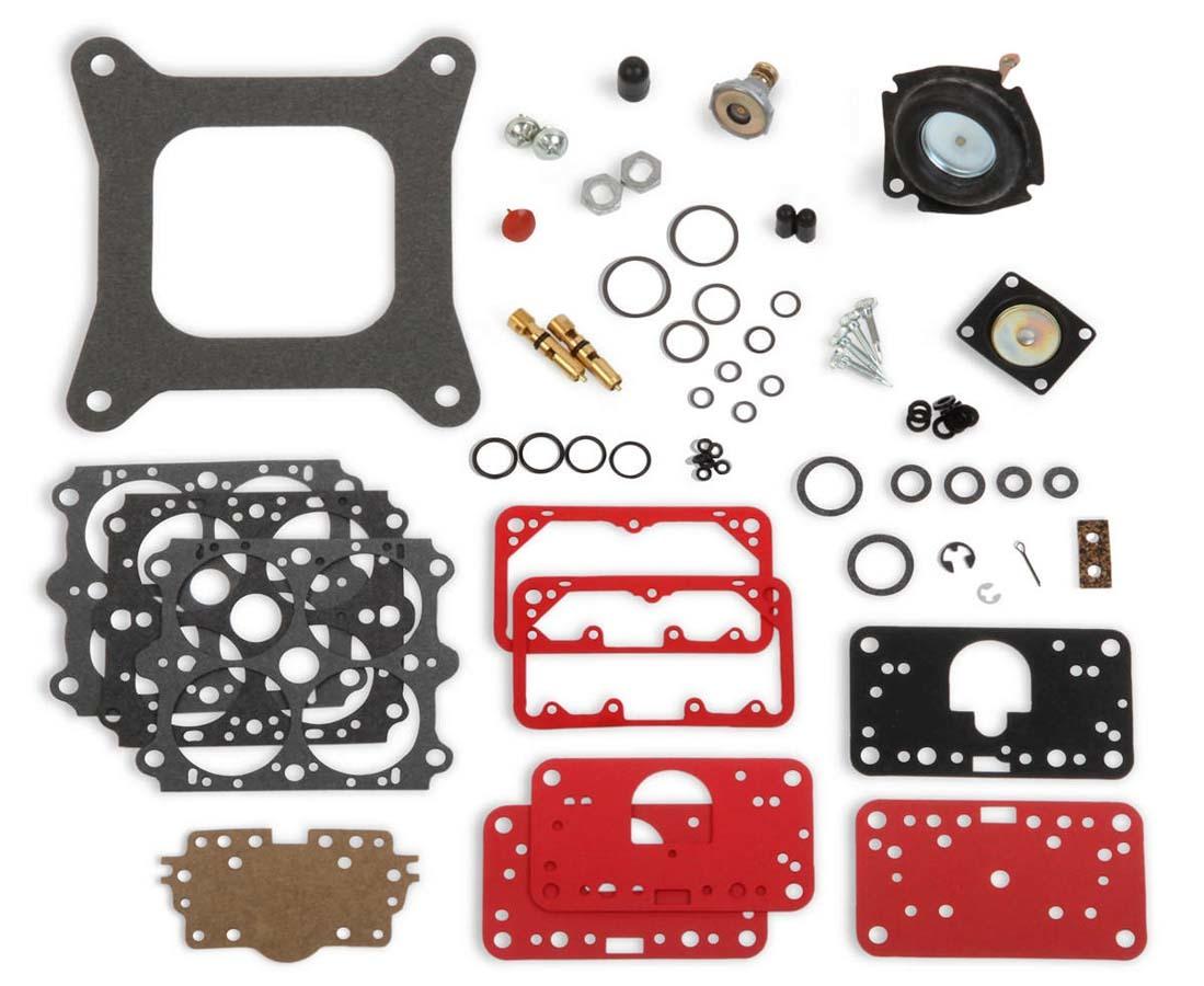 Demon Carburetion Rebuild Kit - Vacuum Secondary Demon