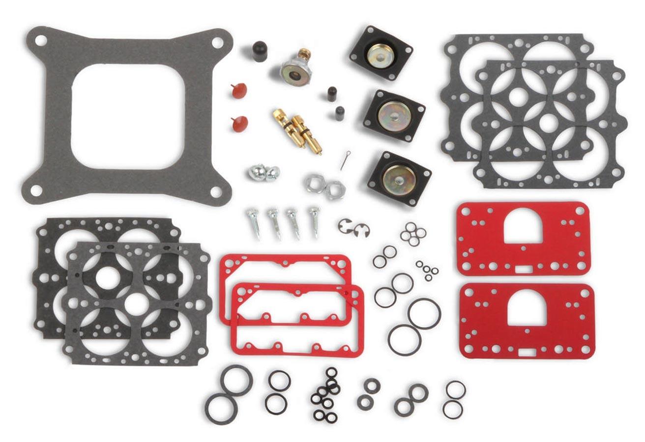 Demon Carburetion Rebuild Kit - Mechanical Secondary Demon - Gas