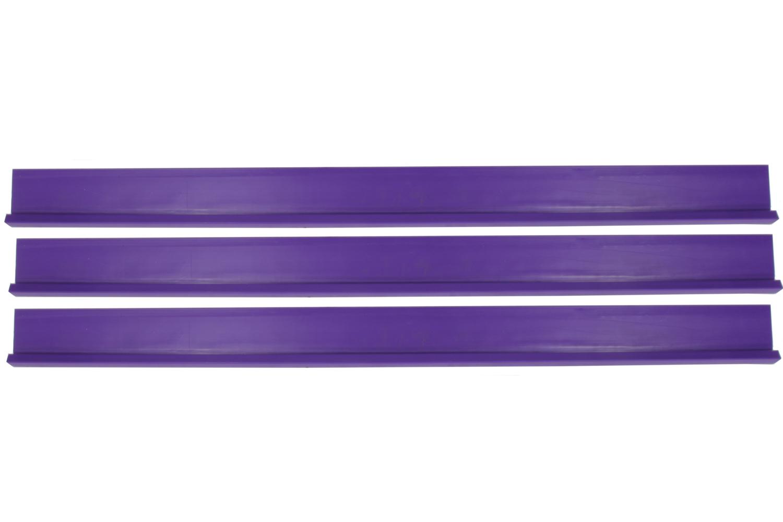 Dominator Racing Products Dirt Rocker Set Purple 3pc