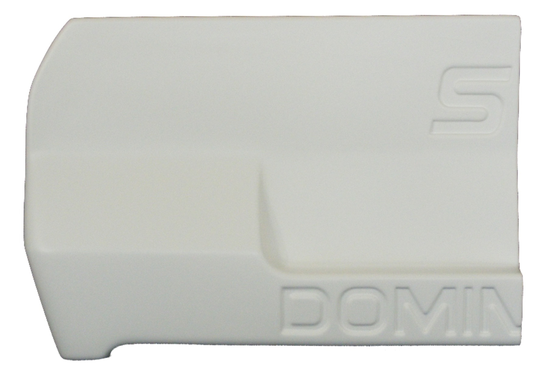 Dominator Racing Products SS Tail White Left Side Only Dominator SS