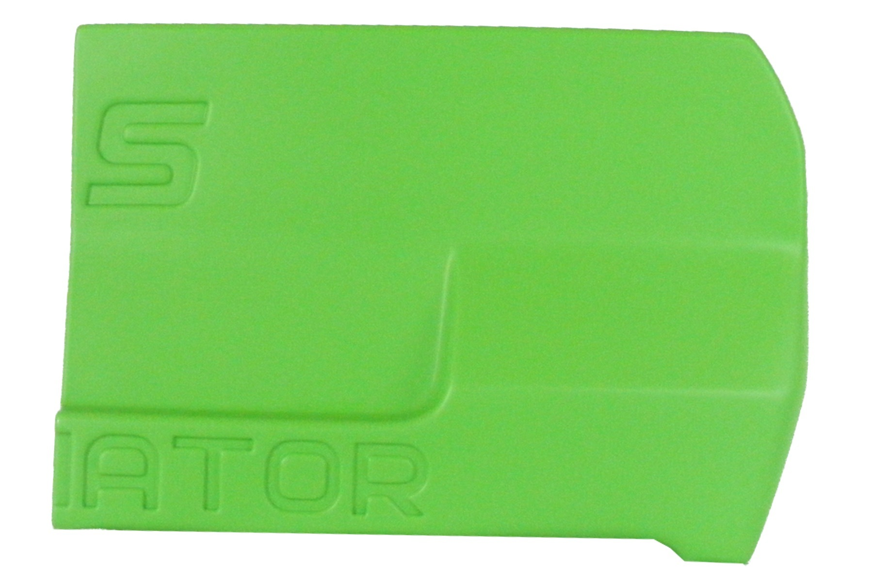 Dominator Racing Products SS Tail Xtreme Green Right Side Dominator SS