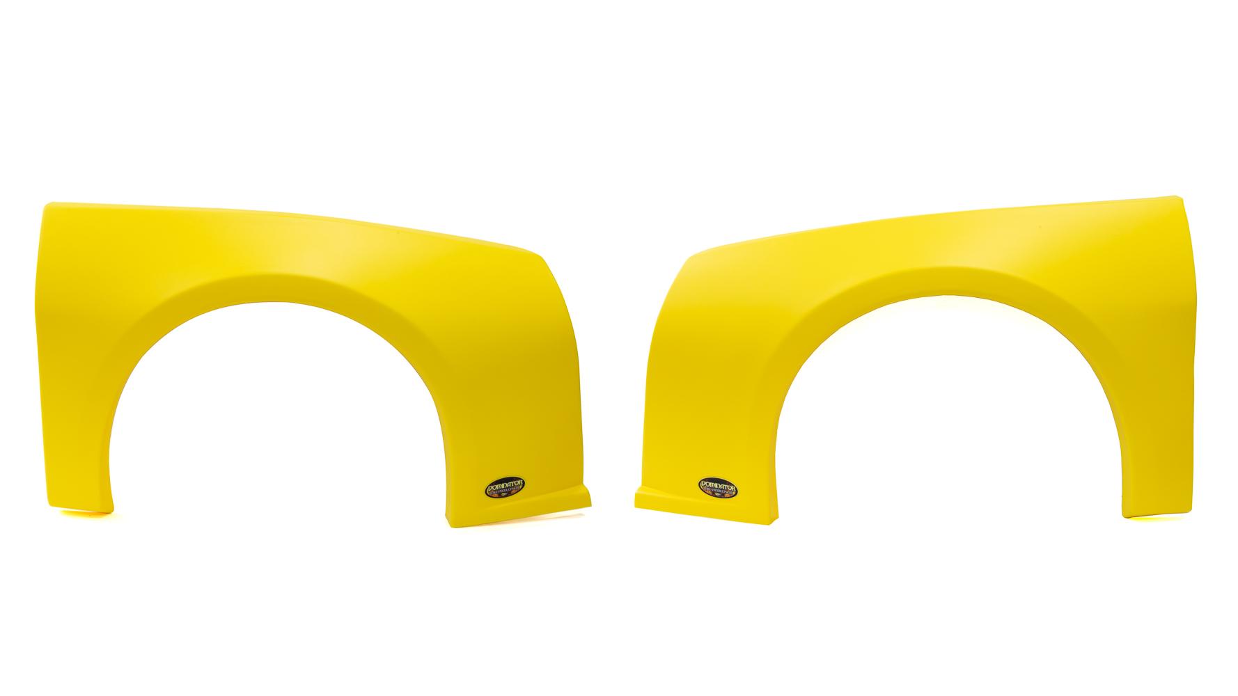 Dominator Racing Products Fender Kit Camaro SS Yellow