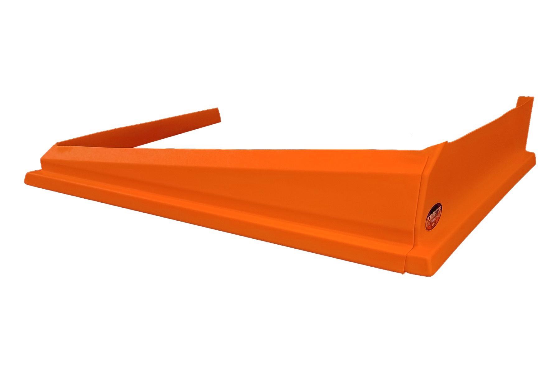 Dominator Racing Products Valance Modified 3-pc Flou Orange