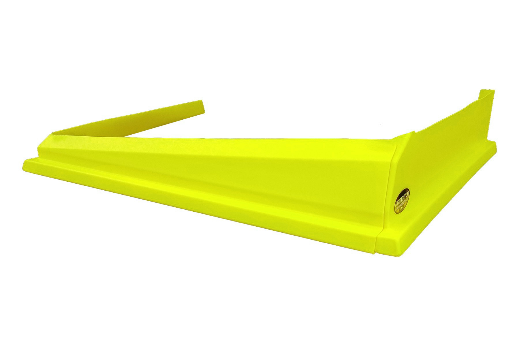 Dominator Racing Products Valance Modified 3-pc Flou Yellow