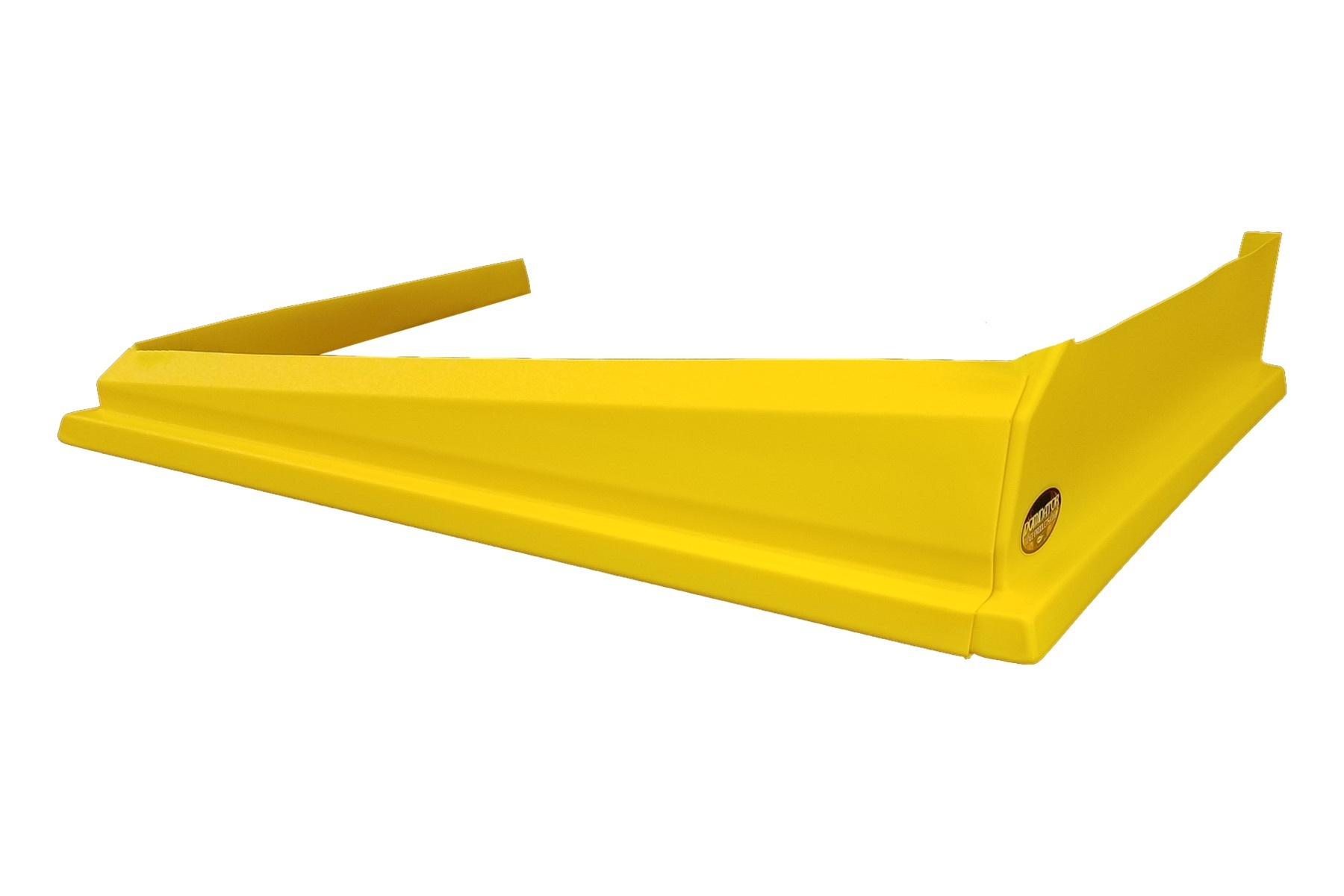Dominator Racing Products Valance Modified 3-Pc Yellow