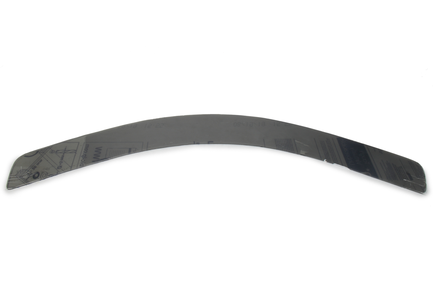 Dominator Racing Products Lexan Extension For 900 & 901