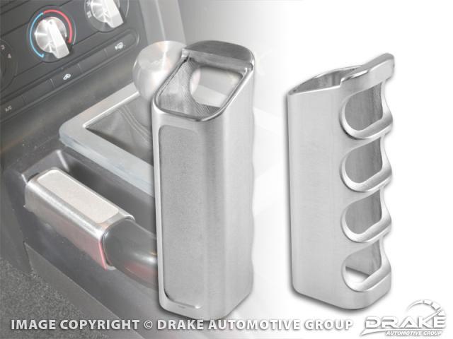 Drake Automotive Group 2005-09 Mustang Parking Brake Handle Cover