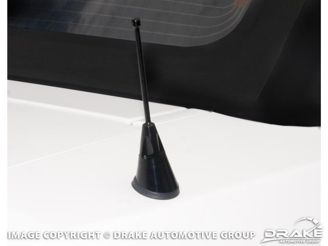 Drake Automotive Group 2010-14 Mustang Billet A ntenna (Black)