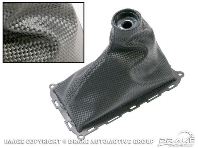 Drake Automotive Group 2010-14 Mustang Shift Bo ot