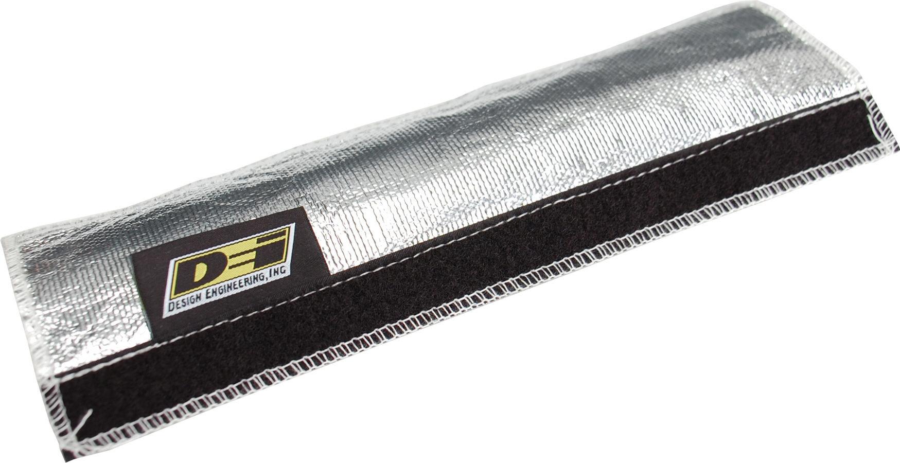 Design Engineering 85-88 Corvette EGR Pipe Heat Shield 11.5 x 4.5in