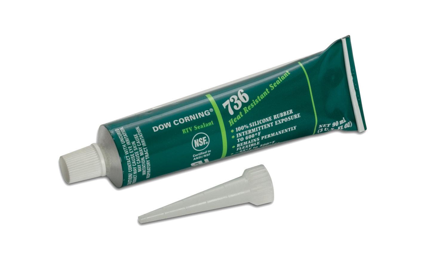 Design Engineering Heat Resistant Sealant/ Adhesive 3oz