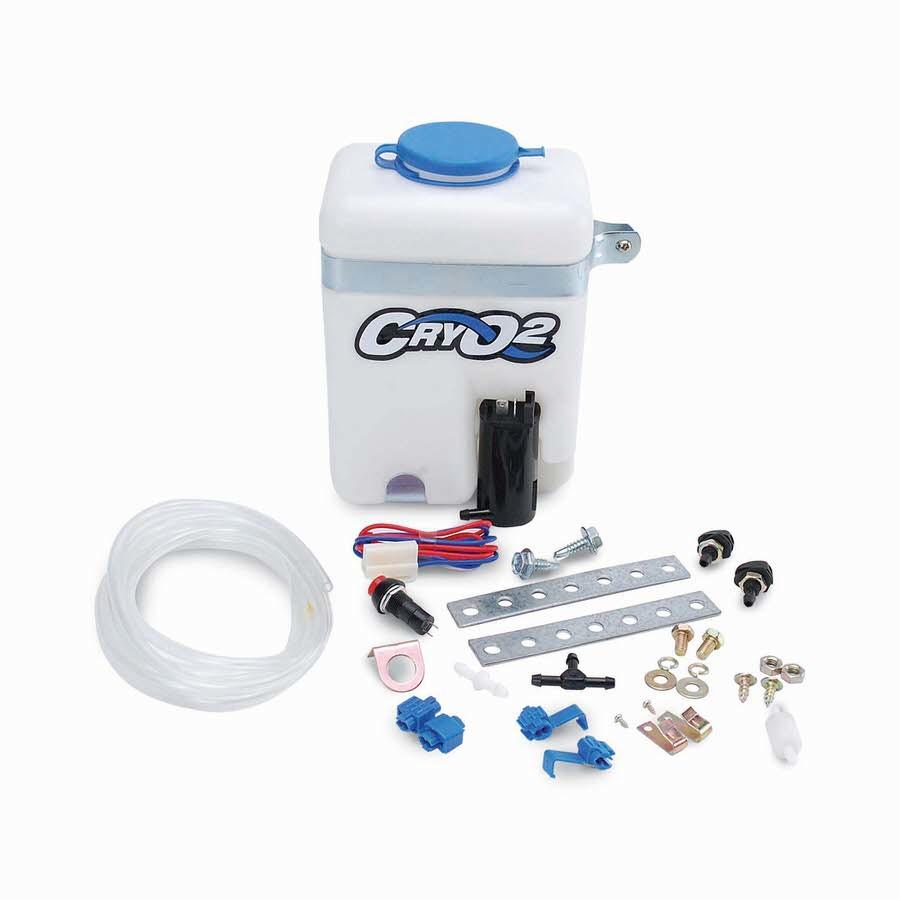 Design Engineering Intercooler Water Spraye r-Intercooler Water Spra