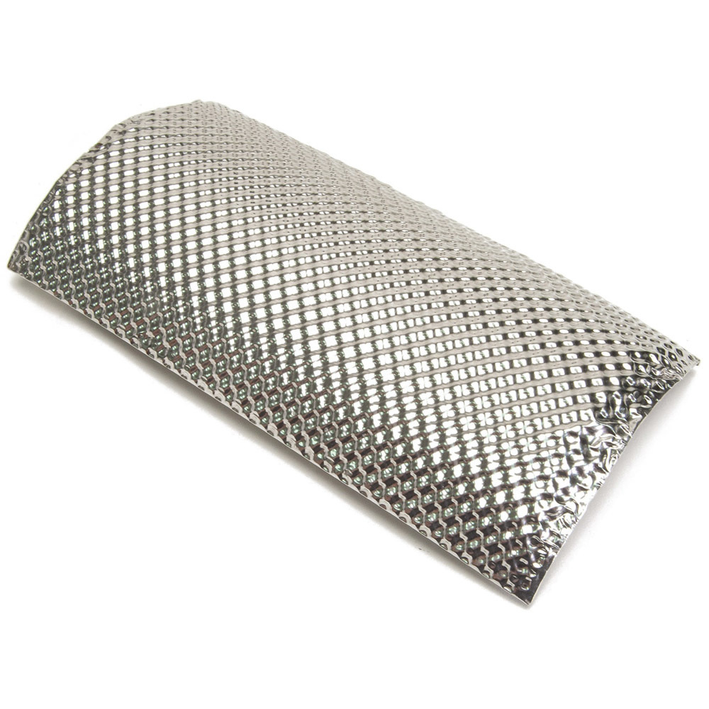 Design Engineering Stainless Pipe Shield 6in x 12in