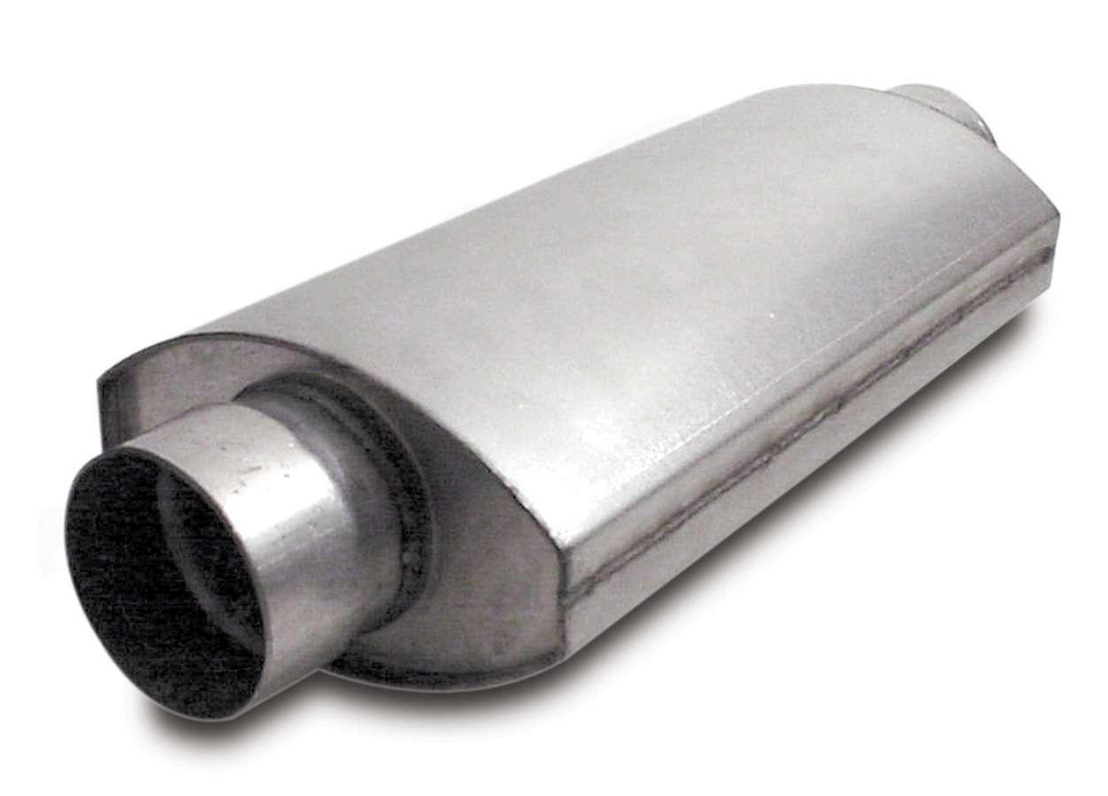 Dynatech Split-Flow 2.5in Race Muffler