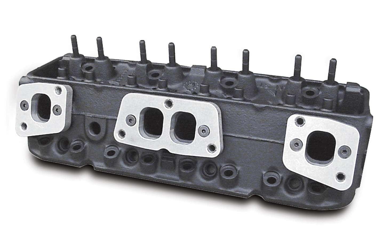 Dynatech SBC Stahl Header Adapter