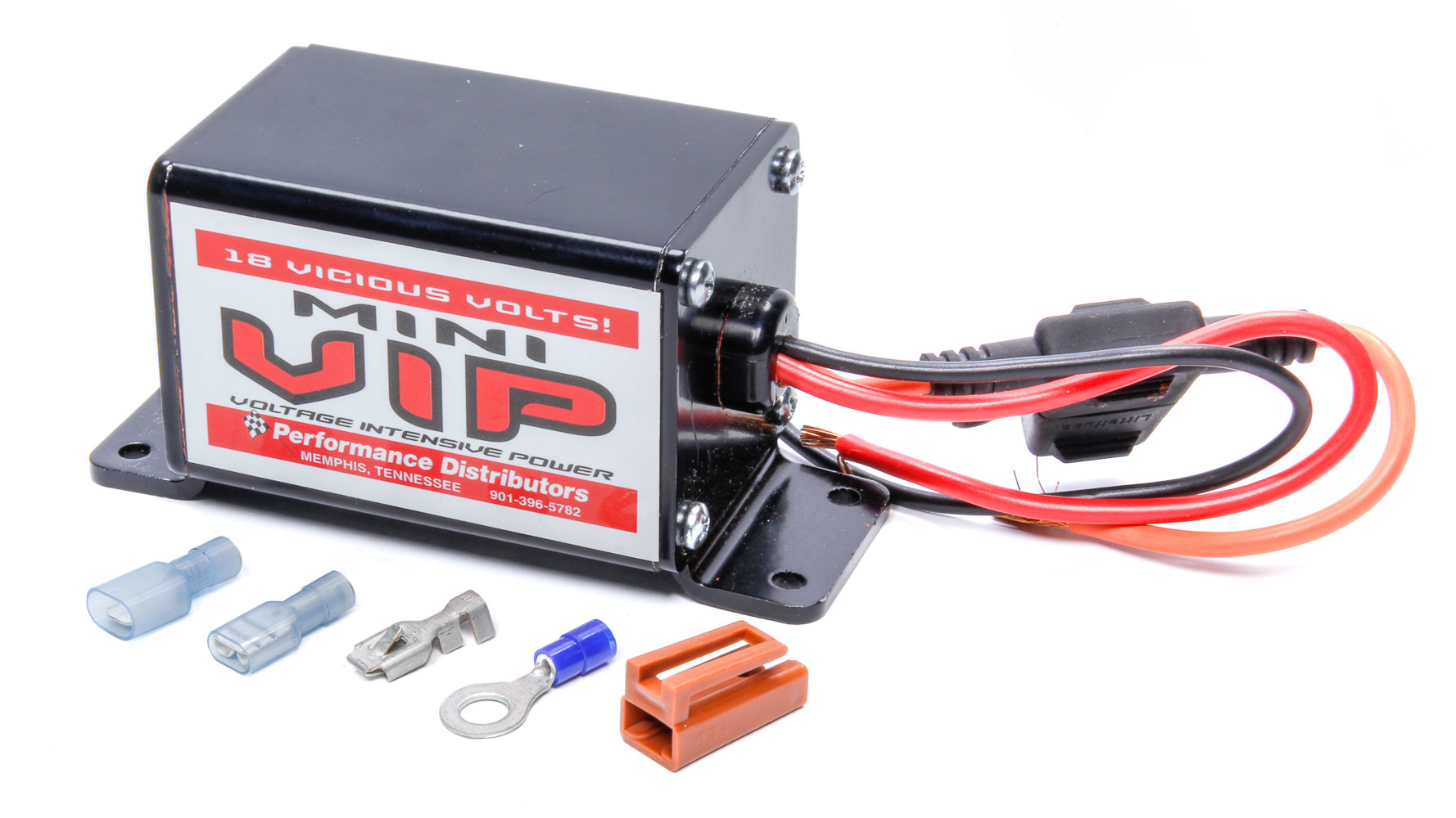 Performance Distributors Step up Box 18V