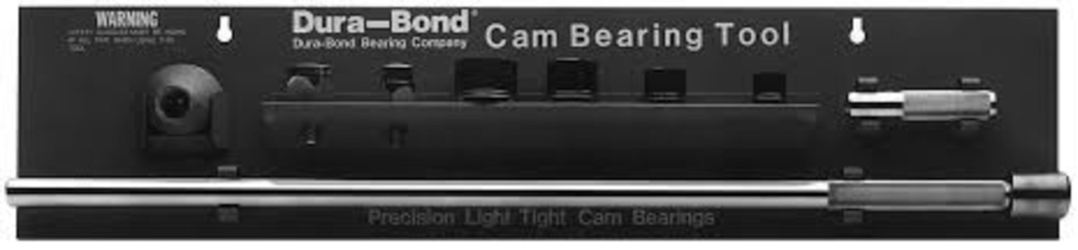 Dura-bond Cam Bearing Installation & Removal Tool Kit