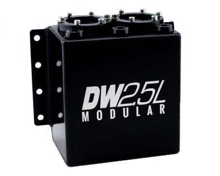 Deatschwerks 2.5L Modular Surge Tank Universal