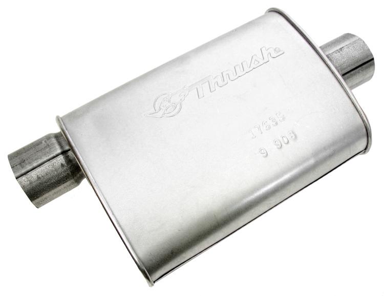 Dynomax Hush Thrush Mufflers