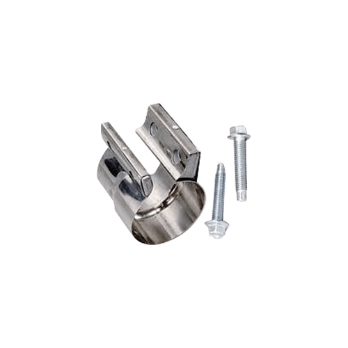 Dynomax 2.25in Lap Joint Clamp S.S.
