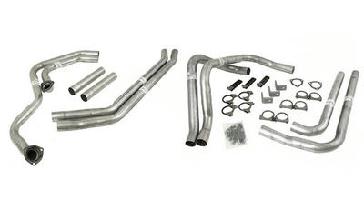 Exhaust Pipes, Systems and Components