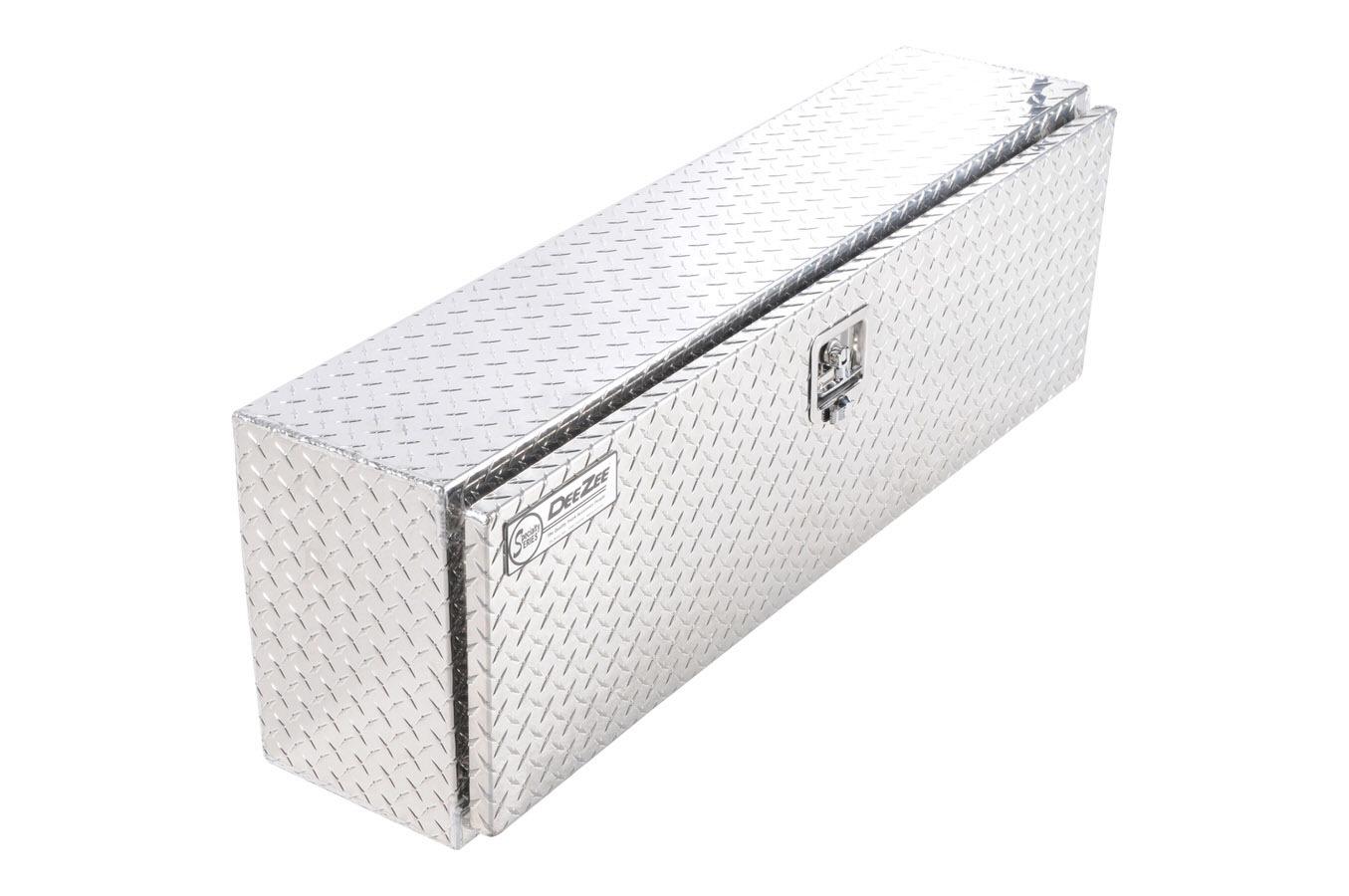 Dee Zee Tool Box - Specialty Top sider BT Aluminum