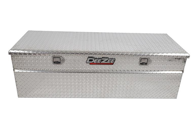 Dee Zee Tool Box - Red Chest BT Aluminum