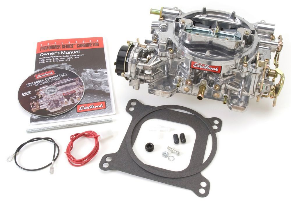 Edelbrock 500CFM Performer Series Carburetor w/E/C