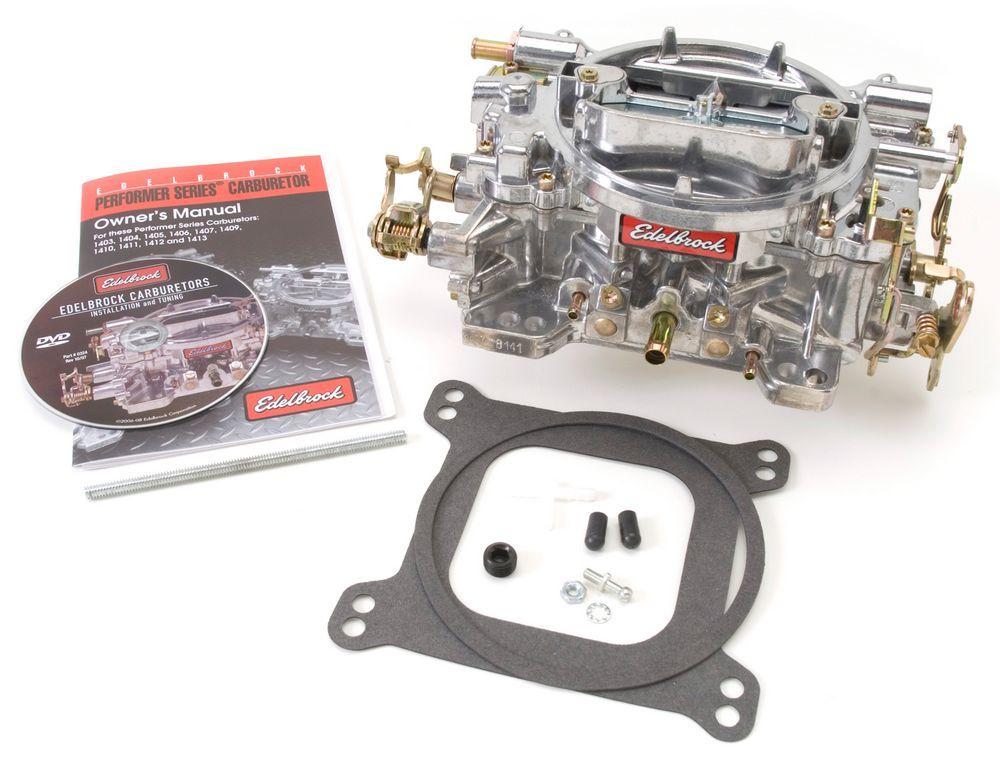 Edelbrock 750CFM Performer Series Carburetor w/M/C