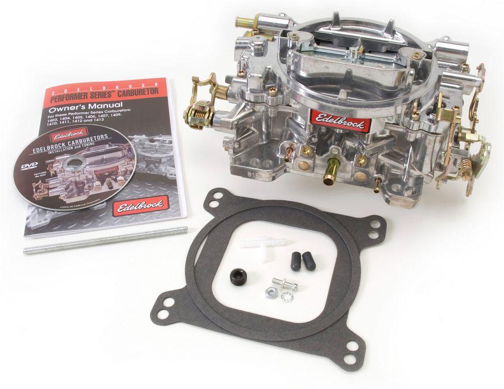 Edelbrock 800CFM Performer Series Carburetor w/M/C