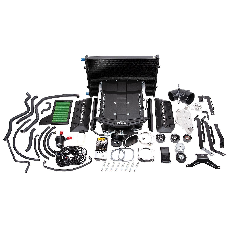 Edelbrock E-Force Supercharger Kit 18-19 5.0L Mustang