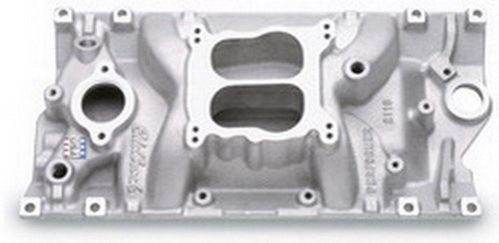 Edelbrock SBC Vortec Performer Manifold - 262-400