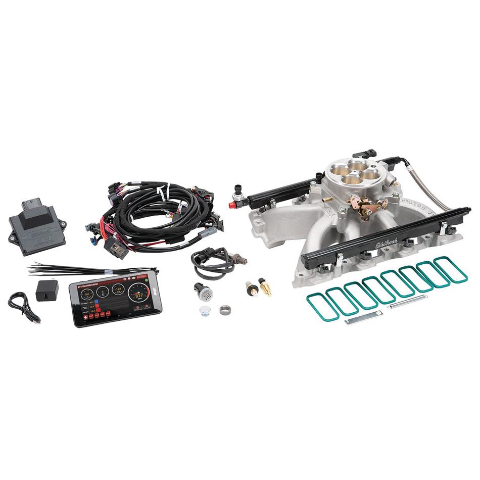 Edelbrock Pro-Flo 4 EFI Kit GM LS Gen III/IV 550 HP