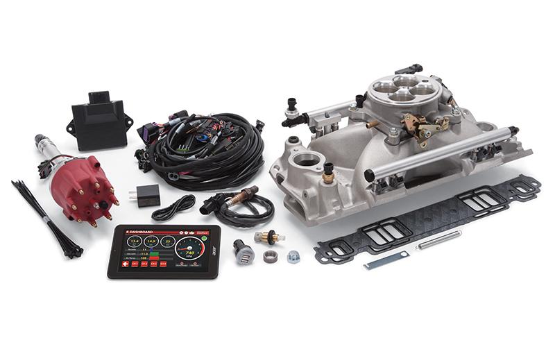 Edelbrock Pro-Flo 4 EFI Kit  SBC 550 HP