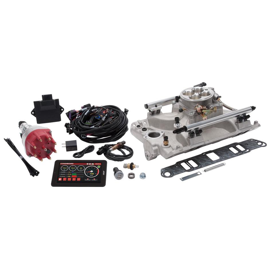 Edelbrock Pro-Flo 4 EFI Kit  Pont. 326-455 625 HP