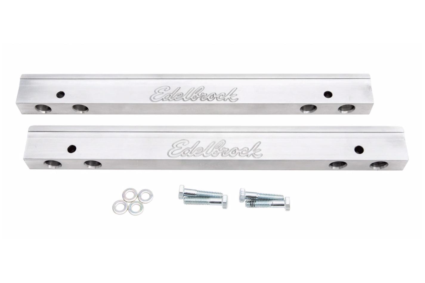 Edelbrock EFI Fuel Rail Kit - for 5056 Pontiac Intake