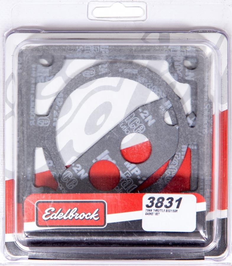 Edelbrock 75mm Replacement Gasket Set