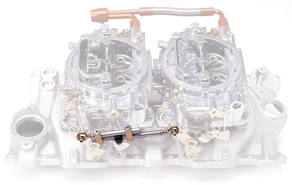 Edelbrock Progressive Throttle Linkage Kit