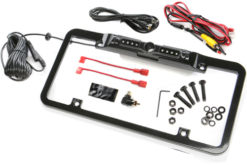 Edge Products Back Up Camera License Plate Mount