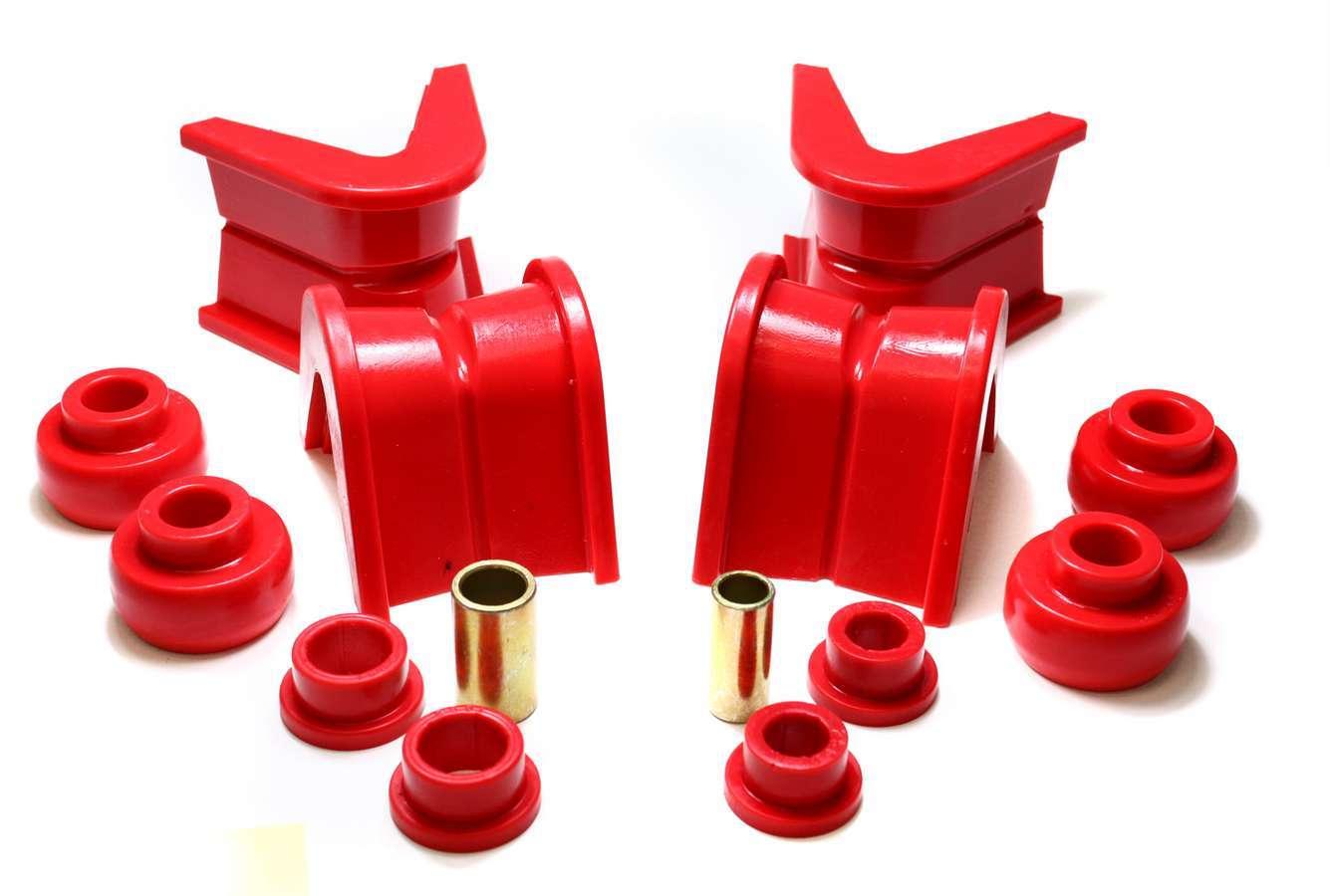 Energy Suspension 7 Deg. C-Bush Kit - Red