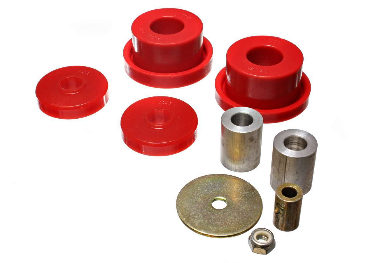 Energy Suspension Differential Mount Bushing Set Red