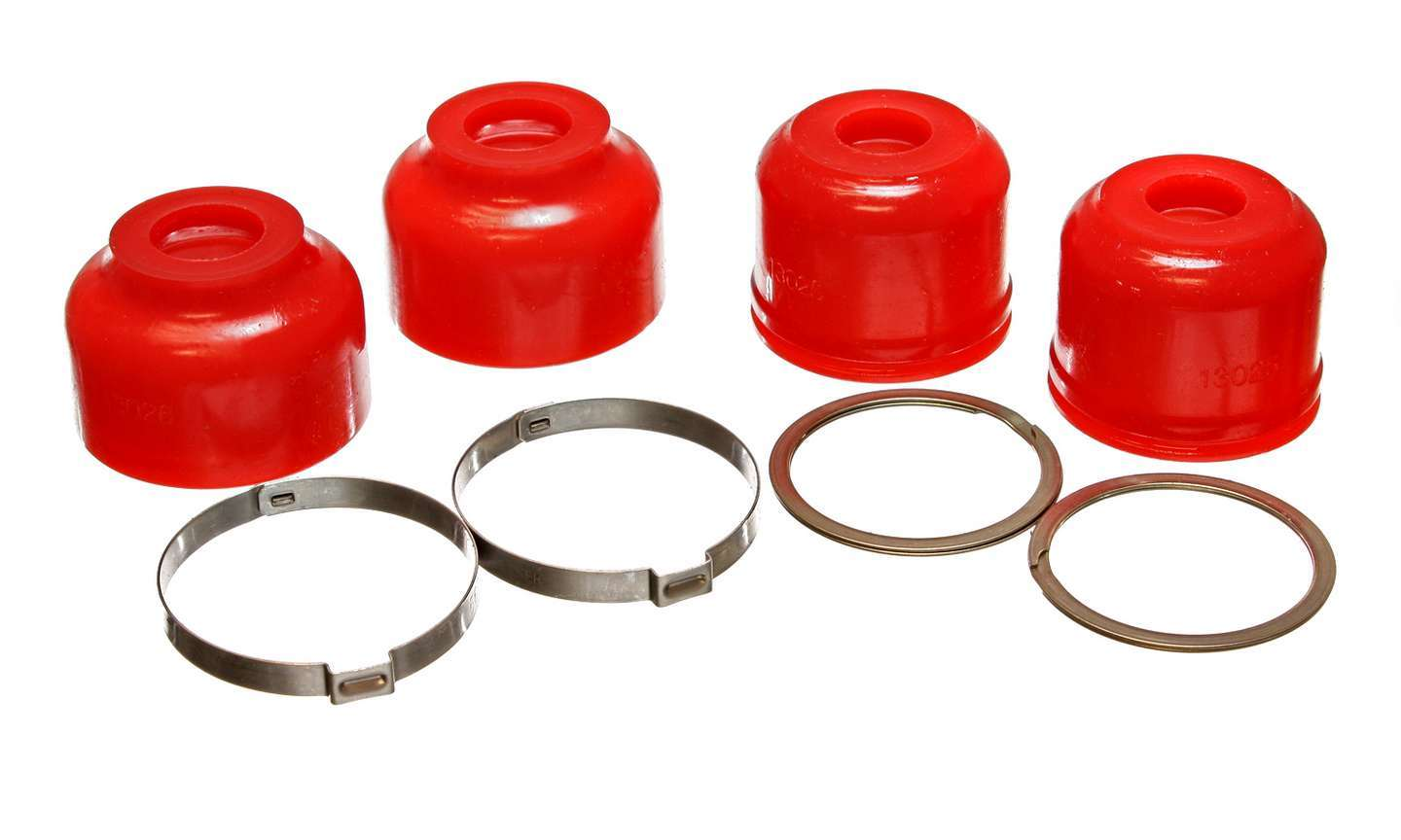 Energy Suspension Ball Joint Booot Set Fro nt or Rear