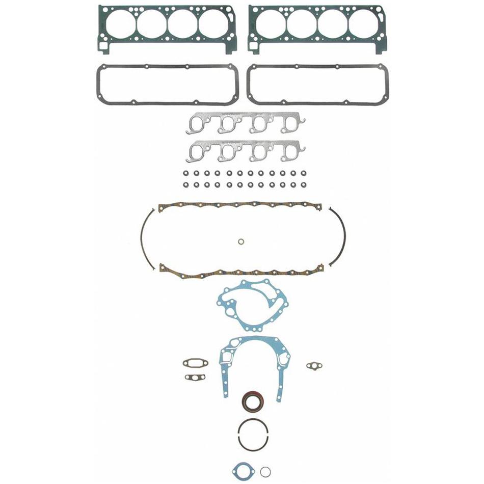Fel-pro Engine Gasket Set  Ford 351C/351M/400