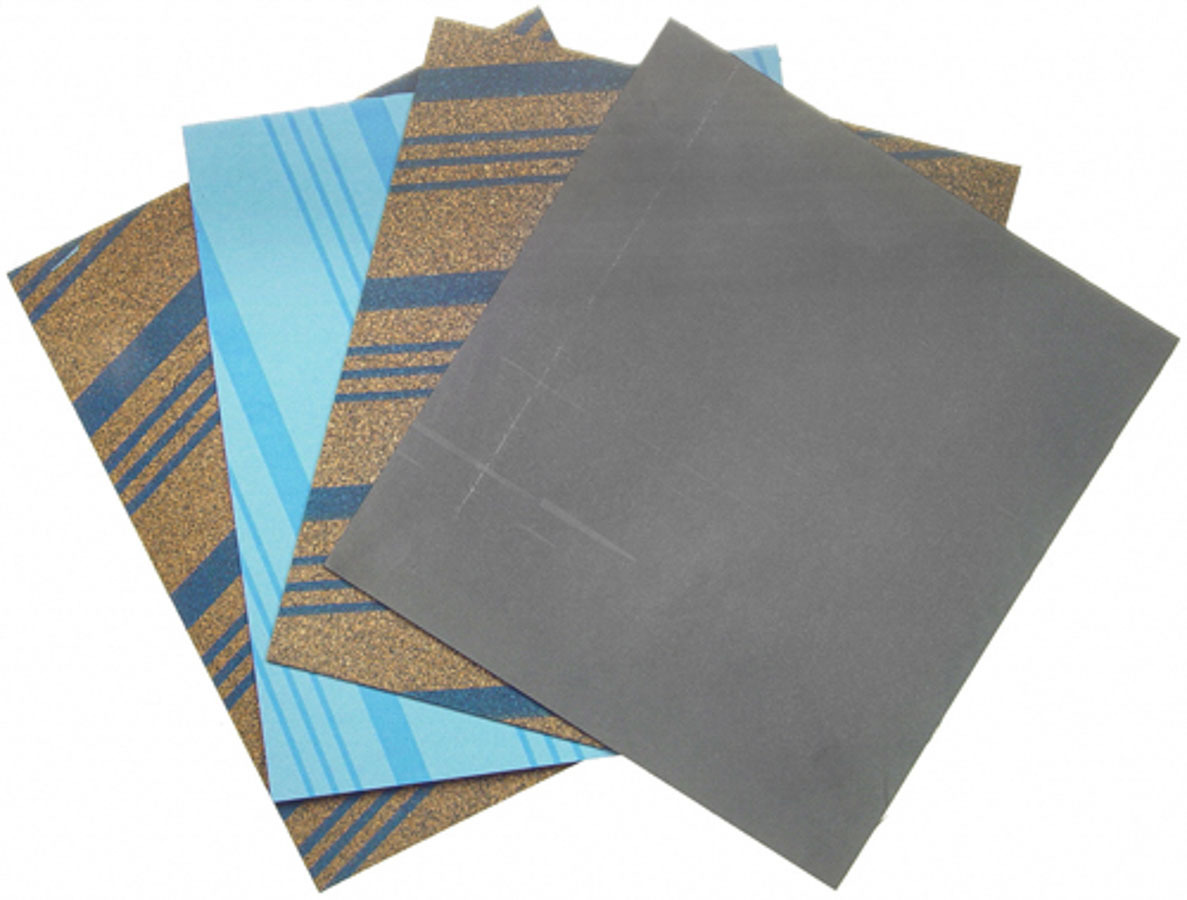 Fel-pro Gasket Sheet Materials 8.4 x 9.8 (4pk)